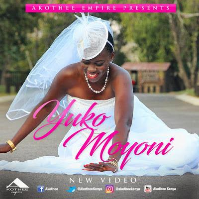 Akothee - Yuko Moyoni