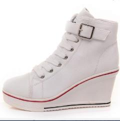 womens-casual-font-b-shoes-b-font-platform-wedge-heel-leather-ankle-boots-buckle-strap-font